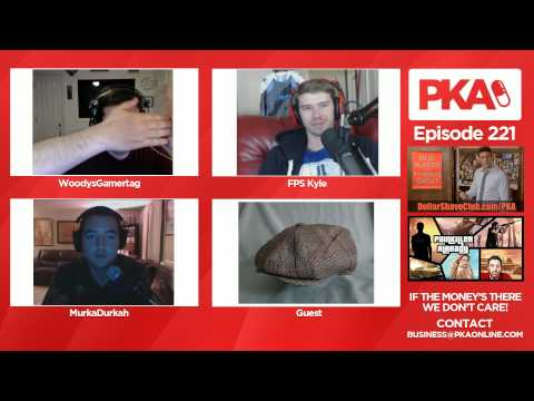 PKA 221  Dead People, and Truck Talk