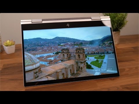 HP Envy x360 Unboxing and Hands On!