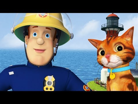 Fireman Sam New Episodes | Pest in show 😺 Cat vs Dog | Fighting Fire 🔥 Cartoon for Children