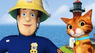 Fireman Sam New Episodes | Pest in show 😺 Cat vs Dog | Fighting Fire 🔥 Cartoon for Children