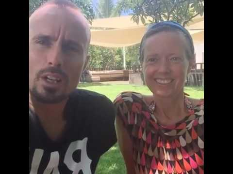 Heal Thy Self Bali -  Tyler Tolman with Jane Treleaven