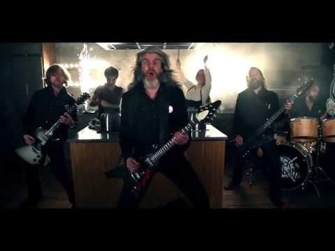 Black Debbath - Bytt kjøkkenklut oftere (official video)