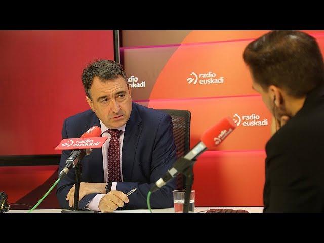 Aitor Esteban responde a Iñarritu por sus críticas a la cesión de los terrenos de Lemoiz