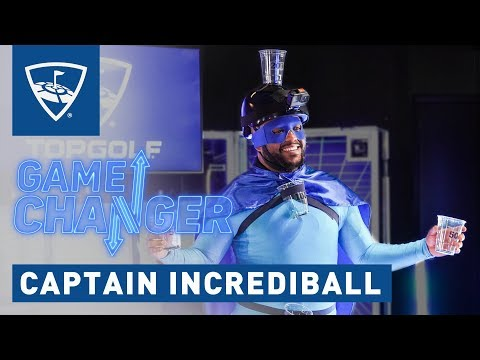 Game Changer | Episode 1: Captain Incrediball | Topgolf