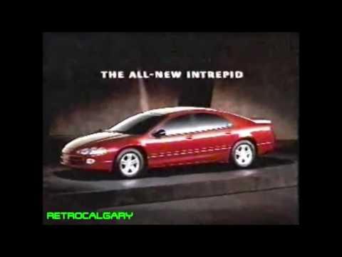 Chrysler Intrepid commercial (1992- 2000)