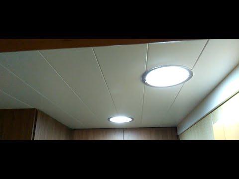 Como poner friso de color blanco en el techo youtube - Friso en techo ...