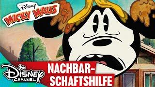 MICKY MAUS SHORTS - Nachbarschaftshilfe | Disney Channel