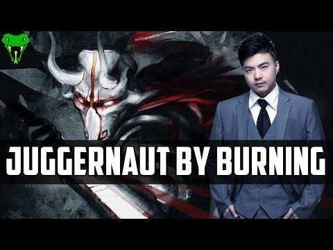 видео: Учимся у про. Джагернаут в исполнении Бёрнинга (juggernaut by burning)