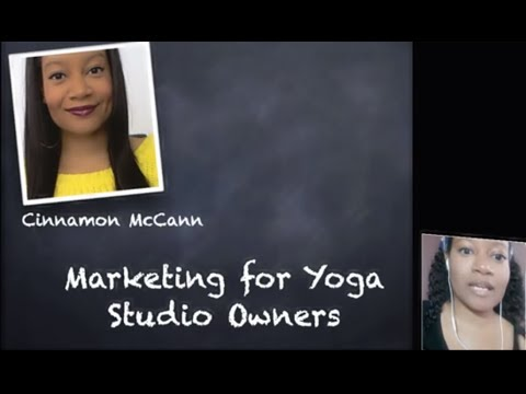 How to Market Your Yoga Studio (or your local business)