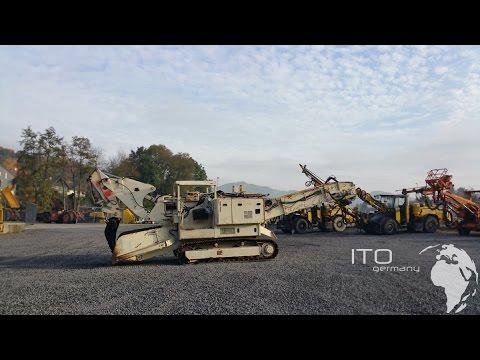 ✅   1️⃣1️⃣2️⃣ Used Tunnel  Excavator Schaeff ITC 112 ⚒️ For Sale