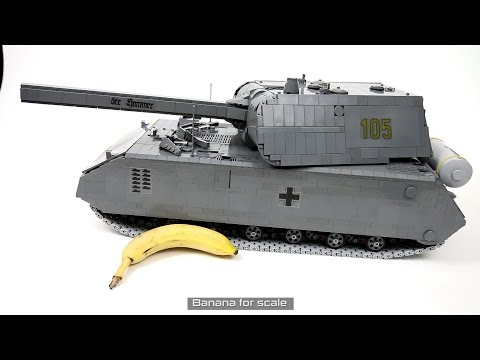 Lego Technic RC Maus Super-heavy Tank