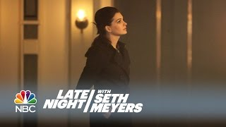 Anne Hathaway: The Last Scene of the Romantic Comedy - Late Night with Seth Meyers