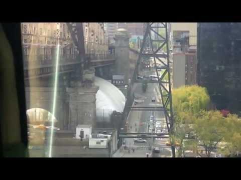 🚋/💺 Roosevelt Island Aerial Tram to Manhattan, New York... FULL RIDE!