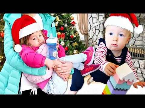 Маша Капуки иБьянка - Новогодние подарки для Карла. Привет, Бьянка
