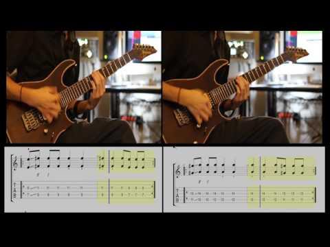 Paramore - Emergency (Dual Guitar Cover HD) TAB GP
