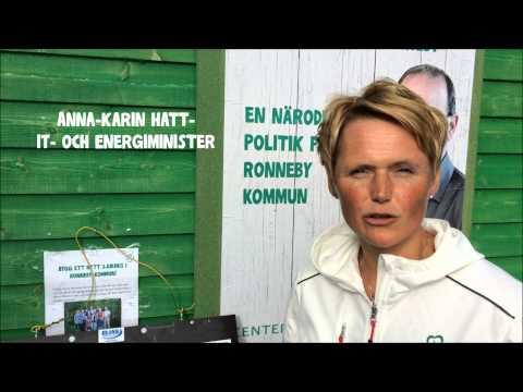 Anna-Karin Hatt Ronneby