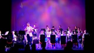 2014 Osaka Jazz Festival in KOKO Plaza (新大阪)