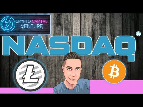 Nasdaq Cryptocurrency Exchange? You are at the beginning!