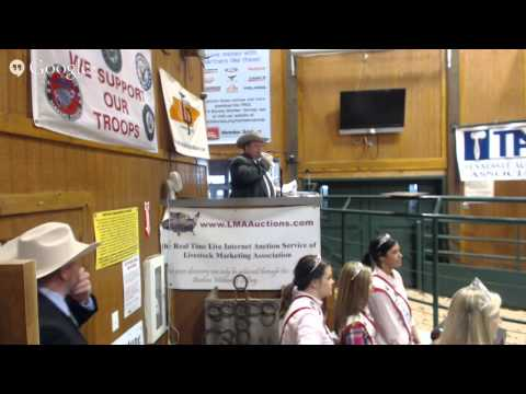 2015 Columbia Breakfast Rotary Mule Day Auctioneer Contest