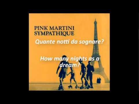 Pink Martini - Una Notte a Napoli (with subtitles)