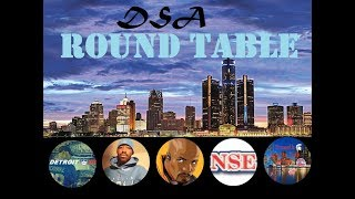 DSA Round Table with Noble Sports Ent., 313JMO, Troxel Sports, and LukeG Field Review!