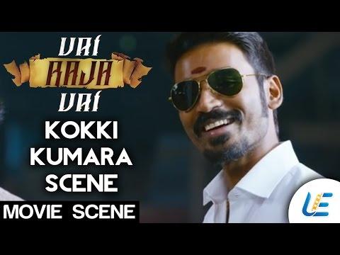 Vai Raja Vai - Kokki Kumar Scene | Gautham Karthik | Priya Anand | Aishwarya R. Dhanush