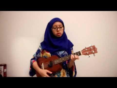 Laskar Pelangi/Kolam Susu ukulele mashup (sorta)