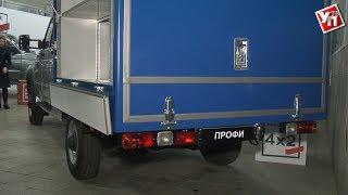 Новый УАЗ-ПРОФИ от ульяновского автозавода: на все случаи жизни