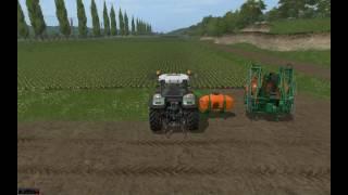 Farming Simulator 17 Sosnovka Map Episode 4 Harvesting and mobile farming