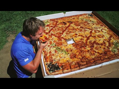 Biggest, Best and Most Famous Eats in America (NYC, Vegas & LA) | Furious Pete World Tour