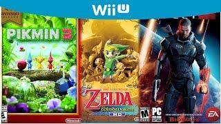 Top 10 Wii U games under $30