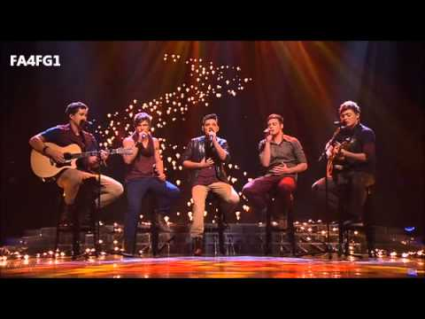The Collective: Lego House  The X Factor Australia 2012  Live  6, TOP 7