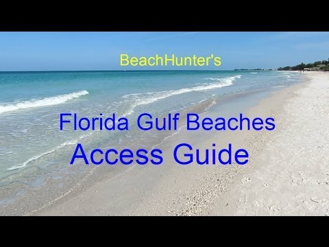 BeachHunter's Florida Gulf Beaches Access Guide
