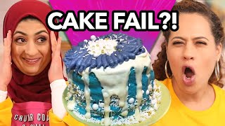 Yolanda Gampp fixes the worst CAKE FAILS! | How To Cake It