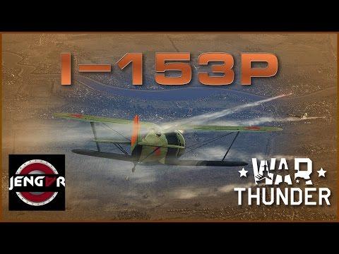 War Thunder Premium Review: I-153P