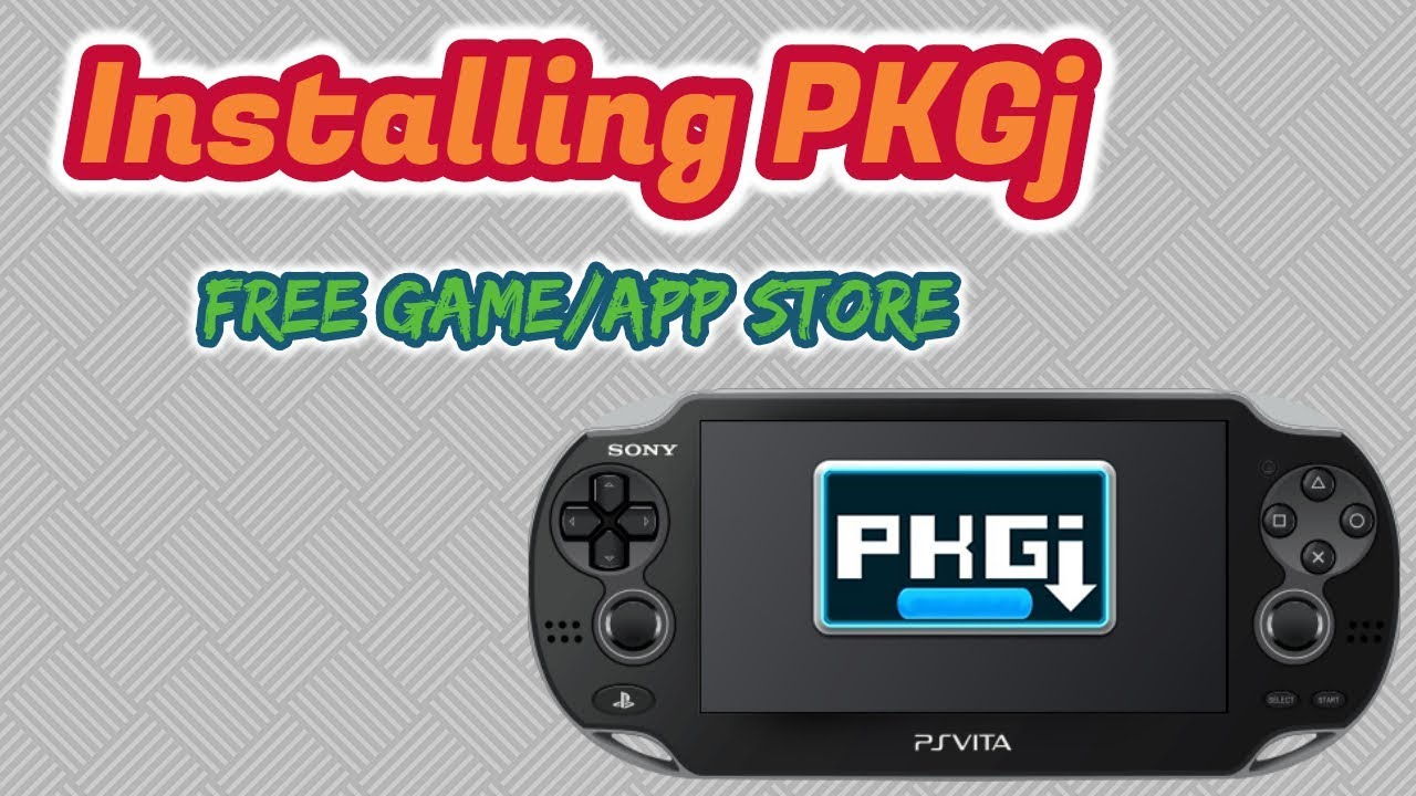 Free PSN Store - PKGj for PS Vita with Enso 3 65