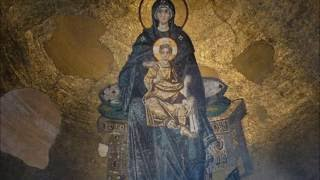София Константинопольская(видео о фресках и мозаиках собора., 2016-06-15T15:58:10.000Z)