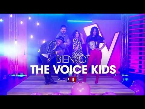 The Voice Kids, avec Amel Bent, Jenifer, Soprano et Patrick Fiori, bientôt de retour sur TF1 !