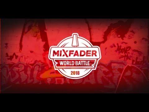 Mixfader World Battle 2018 - Trailer