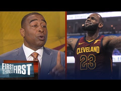 Cavs Crisis: Cris Carter on LeBron's squad losing to the Denver Nuggets | FIRST THINGS FIRST