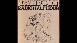 National Lampoon Radio Hour Episode #55 - Flash Bazbo, A Man And His Music (1974)