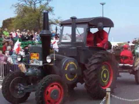 Lanz Bulldog Tractors in Guernsey