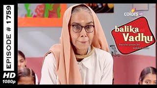 Balika Vadhu - बालिका वधु - 8th December 2014 - Full Episode (HD)