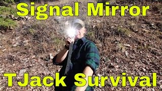 How to use a Signal Mirror