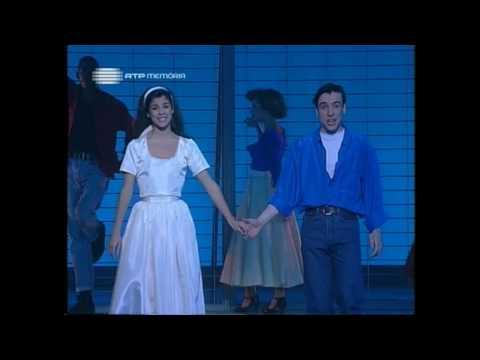 """Recriação de """"West Side Story""""- Henrique Feist, Sa..."""