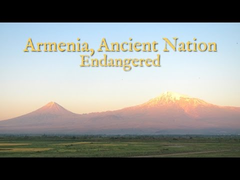 Armenia, Ancient Nation Endangered