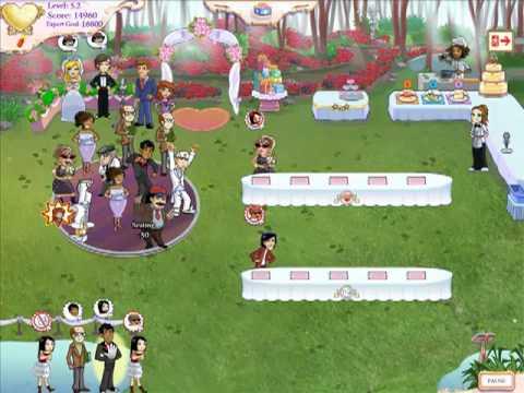 Wedding Dash 4-Ever Level 5.2