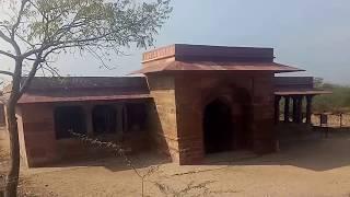 भूतिया किला Chaurasi khamba in kaman rajasthan...