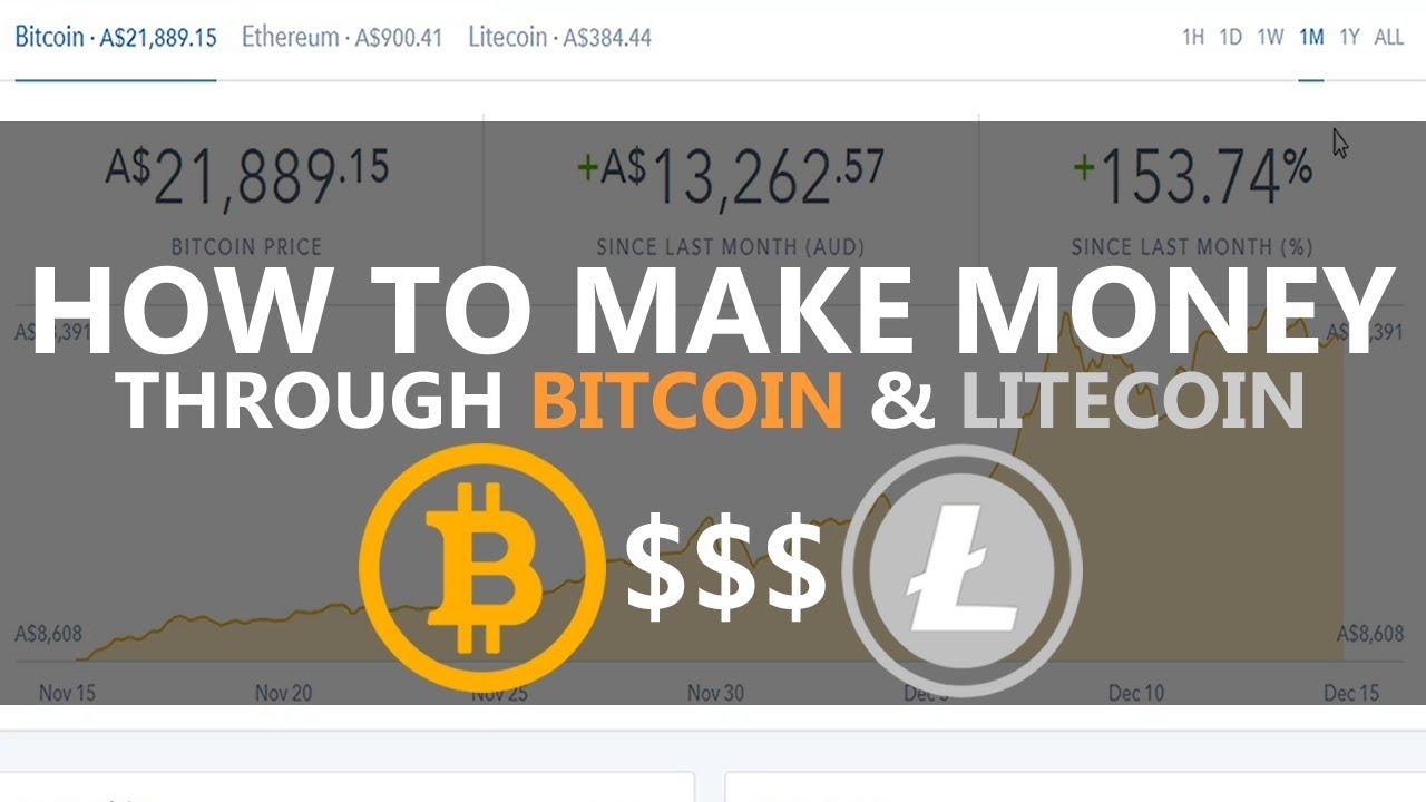 How to Earn and Make Money with Bitcoin - 99bitcoins.com