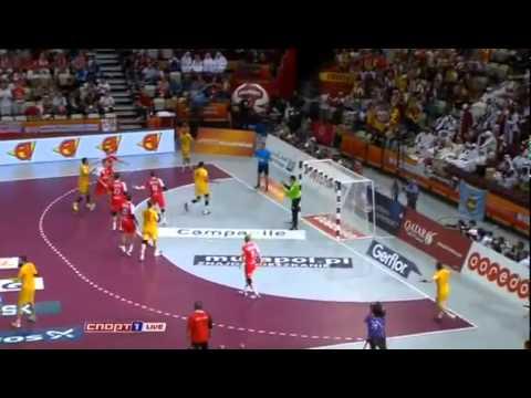 Spain vs Poland HD   Bronze Medals Game   Men's Handball World Championship 2015